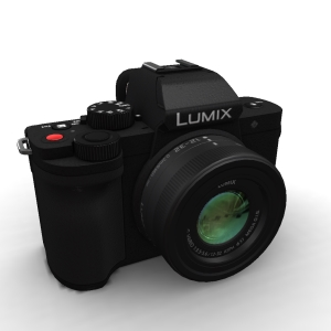 Panasonic Lumix G100 12-32mm lens Kit