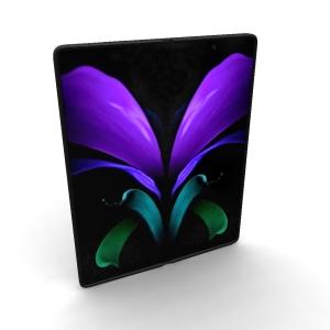 Samsung Galaxy Z Fold 2 Mystic black