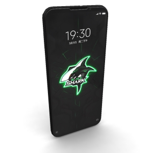Xiaomi Black Shark 3S Sky Cloud Black