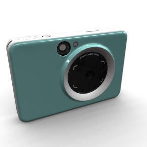 Canon IVY CLIQ2 Turquoise