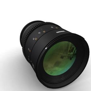 Samyang VDSLR 35mm T1.5 MK2 for Canon EF