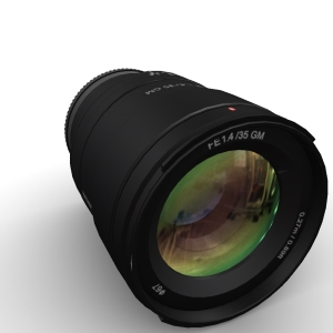 Sony SEL35F14GM