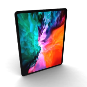 Apple iPad Pro 12.9 Wi-Fi {2020}{2021} Silver