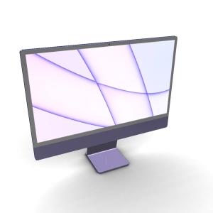 Apple iMac 24 Purple