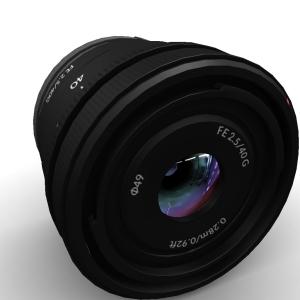 Sony SEL40F25G